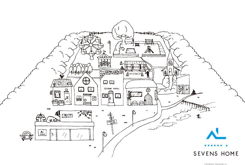 SEVENSマップ